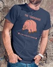 THE TARDIGRADE - 5 time apocalypse champion shirt Classic T-Shirt lifestyle-mens-crewneck-front-4