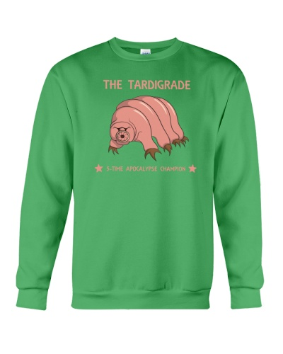 THE TARDIGRADE - 5 time apocalypse champion shirt