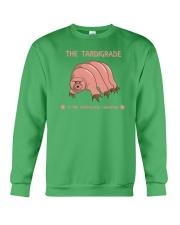 THE TARDIGRADE - 5 time apocalypse champion shirt Crewneck Sweatshirt thumbnail
