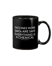 Vaccines work - GMOs are safe Mug thumbnail
