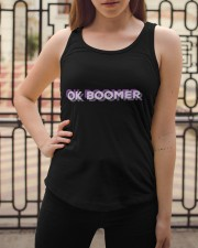 OK Boomer shirt - coffee mug - hoodie - more Ladies Flowy Tank apparel-ladies-flowy-tank-lifestyle-04