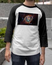 Rainbow Academicat Facemask and Shirts Baseball Tee apparel-baseball-tee-lifestyle06