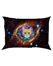 Rainbow Academicat Facemask and Shirts Rectangular Pillowcase thumbnail