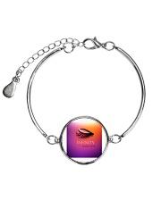 Fashion Jewellery Design Metallic Circle Bracelet thumbnail