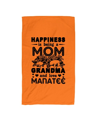 Mom Grandma Love Manatee Shirt