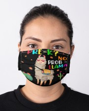 Msk317-prek Llama Cloth face mask aos-face-mask-lifestyle-01