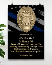 Police We thank you 24x36 Poster aos-poster-portrait-24x36-lifestyle-19