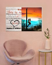 Lineman This is us 36x24 Poster poster-landscape-36x24-lifestyle-19