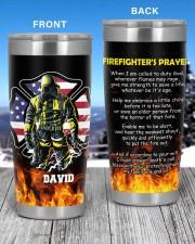 Firefighter's Prayer  20oz Tumbler aos-20oz-tumbler-lifestyle-front-54