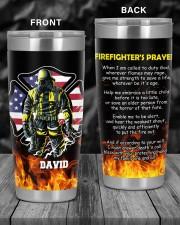 Firefighter's Prayer  20oz Tumbler aos-20oz-tumbler-lifestyle-front-55