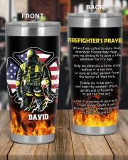 Firefighter's Prayer  20oz Tumbler aos-20oz-tumbler-lifestyle-front-56