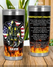 Firefighter's Prayer  20oz Tumbler aos-20oz-tumbler-lifestyle-front-57