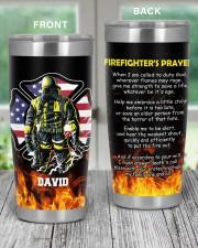 Firefighter's Prayer  20oz Tumbler aos-20oz-tumbler-lifestyle-front-59