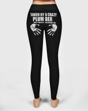 Plumber Dont touch High Waist Leggings aos-high-waist-leggings-lifestyle-02