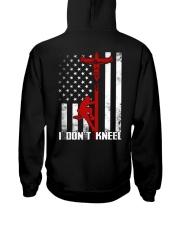 Linemans Don't Kneel Hooded Sweatshirt tile