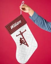 Lineman Christmas Stocking Christmas Stocking aos-christmas-stocking-lifestyles-01