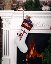 Lineman Christmas Stocking Christmas Stocking aos-christmas-stocking-lifestyles-06