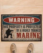 "MR This property is protected  Doormat 34"" x 23"" aos-doormat-34-x-23-lifestyle-front-02"