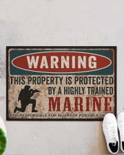 "MR This property is protected  Doormat 34"" x 23"" aos-doormat-34-x-23-lifestyle-front-06"