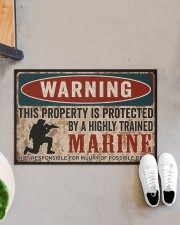 "MR This property is protected  Doormat 34"" x 23"" aos-doormat-34-x-23-lifestyle-front-07"