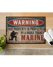 "MR This property is protected  Doormat 34"" x 23"" aos-doormat-34-x-23-lifestyle-front-12"