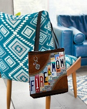 Firefighter Mom All-over Tote aos-all-over-tote-lifestyle-front-01