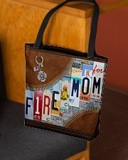 Firefighter Mom All-over Tote aos-all-over-tote-lifestyle-front-02