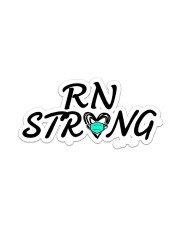 Strong058 RN Sticker - Single (Vertical) front