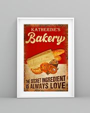 Baker The secret ingredient is always love 24x36 Poster lifestyle-poster-5