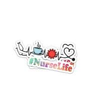 Nurse Life Sticker - 2 pack (Vertical) front