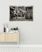 Mechanics it is not a phase 36x24 Poster poster-landscape-36x24-lifestyle-01