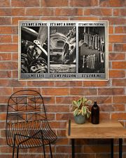Mechanics it is not a phase 36x24 Poster poster-landscape-36x24-lifestyle-20