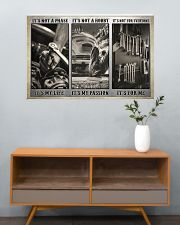 Mechanics it is not a phase 36x24 Poster poster-landscape-36x24-lifestyle-21