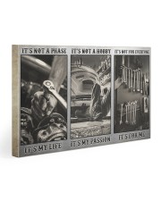 Mechanics it is not a phase 30x20 Gallery Wrapped Canvas Prints thumbnail