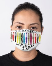 Teacher With flair Cloth face mask aos-face-mask-lifestyle-01