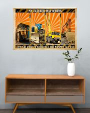 Heavy Equipment My Teacher Was Wrong 36x24 Poster poster-landscape-36x24-lifestyle-21