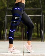 Police  High Waist Leggings aos-high-waist-leggings-lifestyle-16