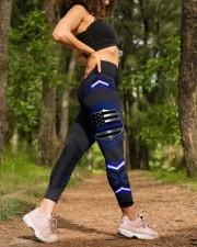 Police  High Waist Leggings aos-high-waist-leggings-lifestyle-20