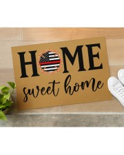 "Firefighter Home Doormat 34"" x 23"" aos-doormat-34-x-23-lifestyle-front-11"