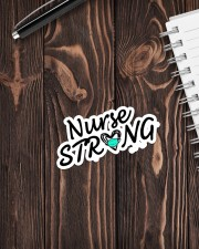 Strong058 Sticker - Single (Vertical) aos-sticker-single-vertical-lifestyle-front-05