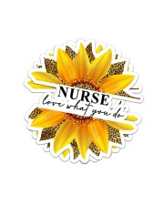 Nurse317 Love what you do Sticker - 2 pack (Vertical) front