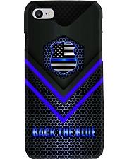 Police Back the blue  Phone Case i-phone-8-case
