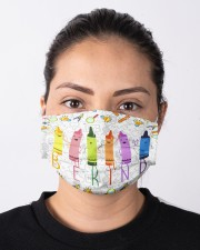 Be kind Cloth face mask aos-face-mask-lifestyle-01