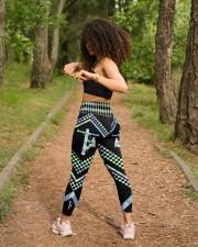 Lineman fn High Waist Leggings aos-high-waist-leggings-lifestyle-17