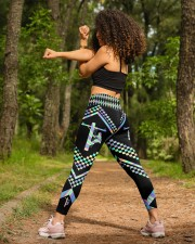 Lineman fn High Waist Leggings aos-high-waist-leggings-lifestyle-19