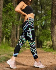 Lineman fn High Waist Leggings aos-high-waist-leggings-lifestyle-20