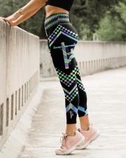 Lineman fn High Waist Leggings aos-high-waist-leggings-lifestyle-23