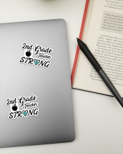 Strong048 2nd Sticker - 2 pack (Vertical) aos-sticker-2-pack-vertical-lifestyle-front-19