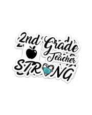 Strong048 2nd Sticker - 2 pack (Vertical) front