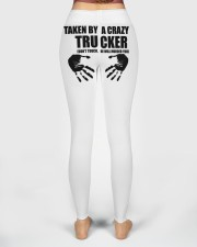 Trucker Taken by a crazy trucker High Waist Leggings aos-high-waist-leggings-lifestyle-02